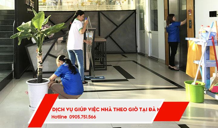 Dịch vụ dọn dẹp nhà cửa theo giờ tại Đà Nẵng