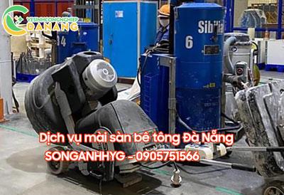 Công ty mài nền xi măng tại Đà Nẵng