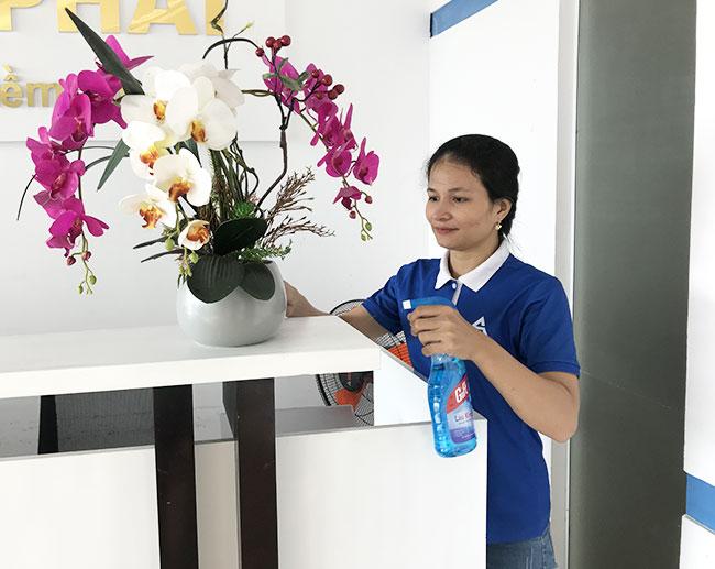 Dịch vụ tạp vụ công ty tại Đà Nẵng