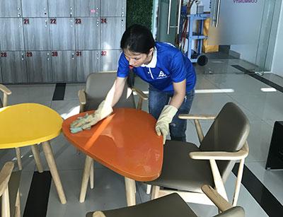 Dịch vụ cung cấp tạp vụ văn phòng tại Đà Nẵng