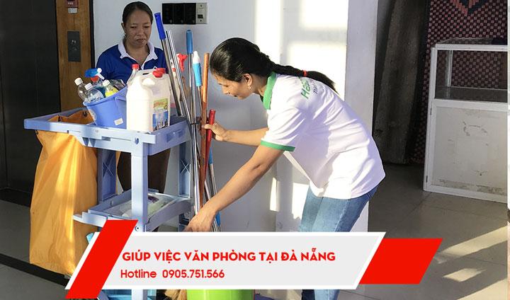 Giúp việc văn phòng theo giờ tai Đà Nẵng