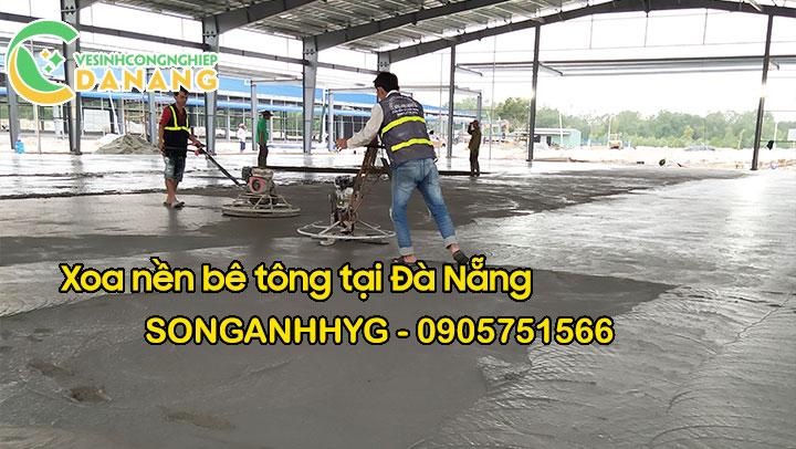 Công ty xoa nền bê tông tại Đà Nẵng