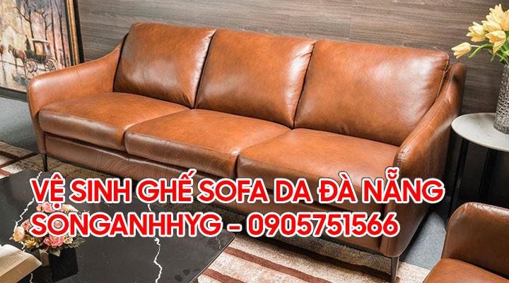 Dịch vụ vệ sinh ghế da cao cấp tại Đà Nẵng