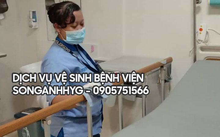 Dịch vụ vệ sinh bệnh viện tại Đà Nẵng
