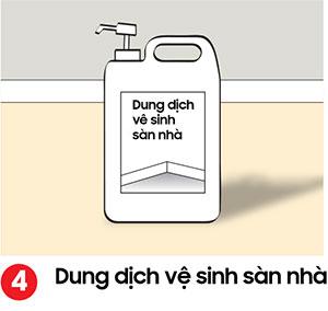Dung dịch vệ sinh sàn nhà
