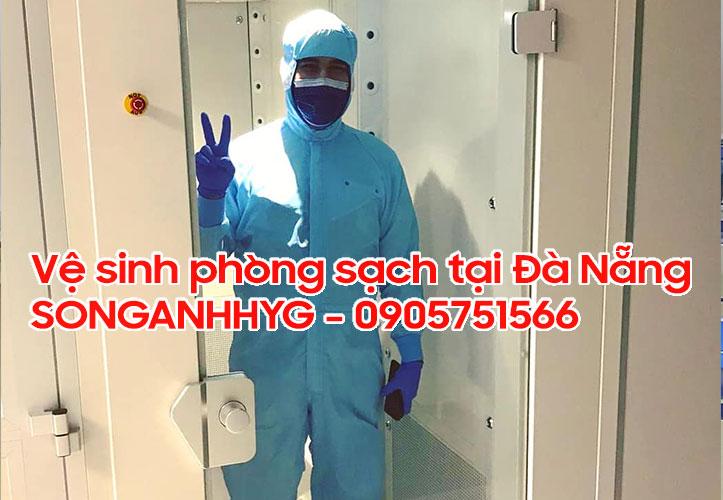 Vệ sinh phòng sạch tại Đà Nẵng